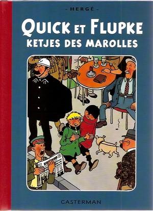 Quick & Flupke édition Bruxellois