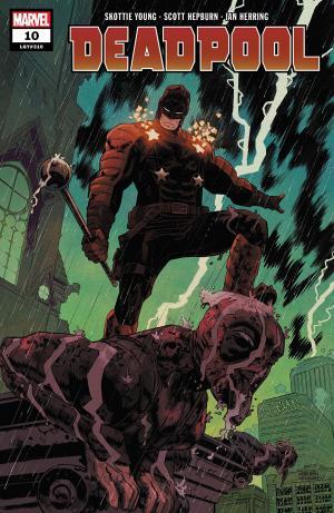 Deadpool # 10 Issues V6 (2018 - 2019)