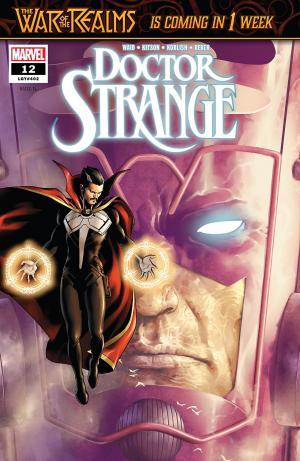 Docteur Strange # 12 Issues V8 (2018 - Ongoing)