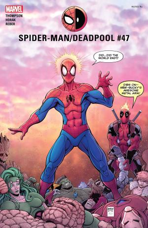 Spider-Man / Deadpool # 47 Issues (2016 - 2019)