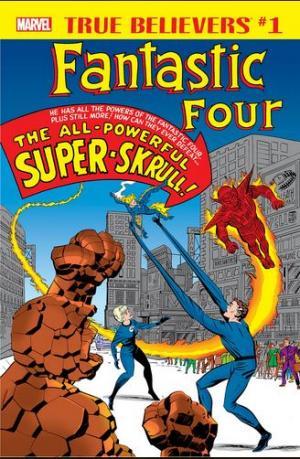 Fantastic Four # 1 Issue (2018)