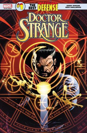 Doctor Strange - The Best Defense # 1 Issue (2018)