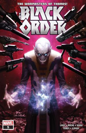 Black Order # 5 Issues (2018 - 2019)