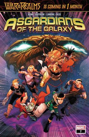Les Asgardiens de la Galaxie 7 Issues (2018 - 2019)
