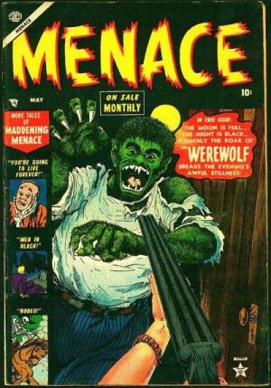 Menace édition Issues (1953 - 1954)
