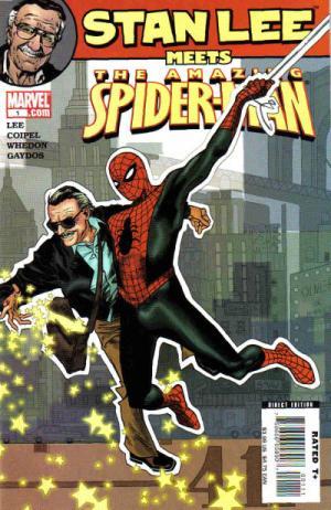 Stan Lee Meets Spider-Man # 1 Issue (2006)