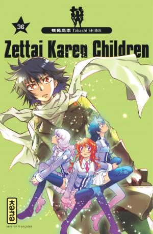 Zettai Karen Children 36 Simple