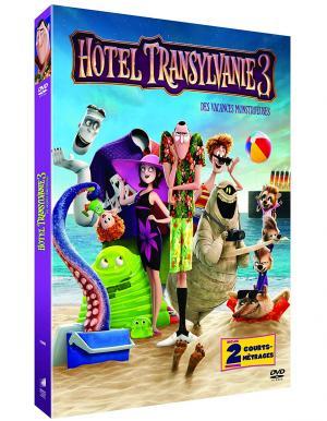 Hôtel Transylvanie 3 : Des vacances monstrueuses édition simple