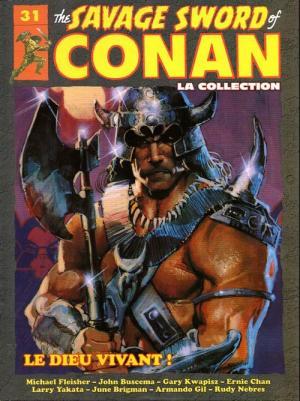 The Savage Sword of Conan 31 TPB hardcover (cartonnée)