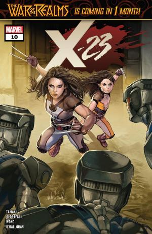 X-23 10 Issues V4 (2018 - 2019)