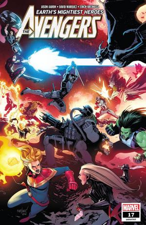 Avengers # 17 Issues V8 (2018 - Ongoing)