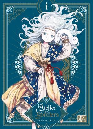 couverture, jaquette L'Atelier des Sorciers 4 Collector (Pika)