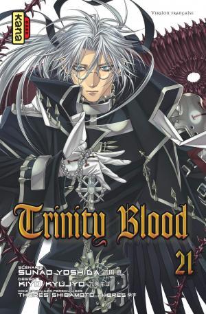 Trinity Blood 21 Simple