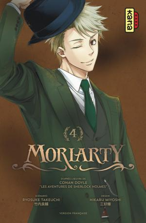 Moriarty the Patriot # 4