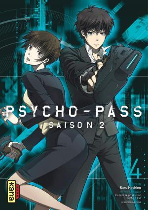 Psycho-Pass 2 # 4
