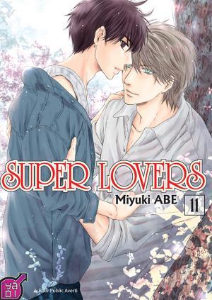 couverture, jaquette Super Lovers 11