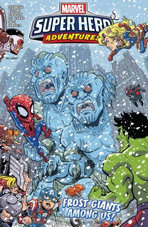 Marvel Super Hero Adventures - Captain Marvel - Frost Giants Among Us! édition Issue (2018)