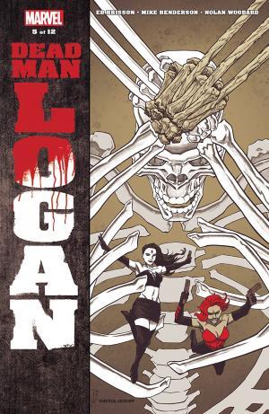 Dead Man Logan 5 Issues (2018 - 2019)