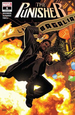 Punisher # 8 Issues V12 (2018 - 2019)