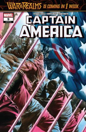Captain America # 9 Issues V9 (2018 - Ongoing)
