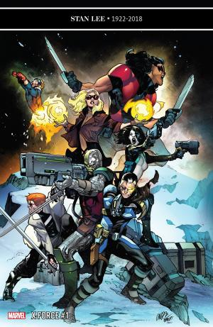 X-Force 1 Issues V5 (2018 - 2019)