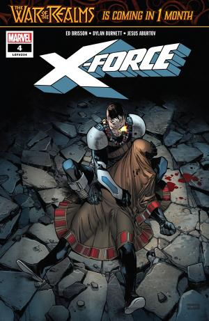 X-Force 4 Issues V5 (2018 - 2019)