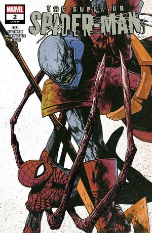 The Superior Spider-Man # 2 Issues V2 - (2018 - Ongoing)