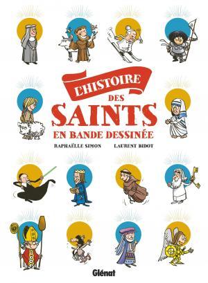 Histoire des saints en BD  simple