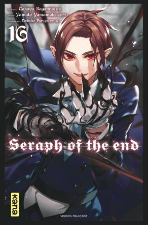 Seraph of the end # 16