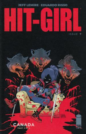 Hit-Girl # 7 Issues V2 (2018 - 2019)