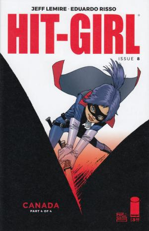 Hit-Girl # 8 Issues V2 (2018 - 2019)