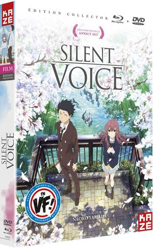 A silent voice  combo collector