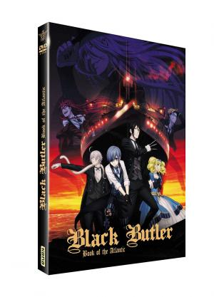 Black Butler : Book of the Atlantic  simple