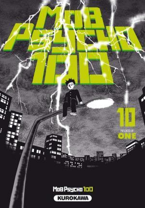 Mob Psycho 100 # 10