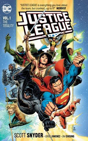 Justice League édition TPB softcover (souple)