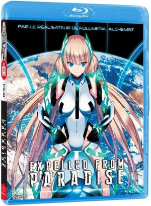 Expelled from Paradise  Blu-ray simple