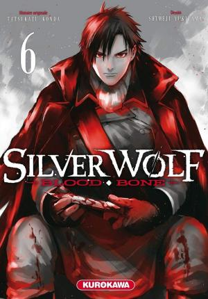 Silver Wolf Blood Bone # 6