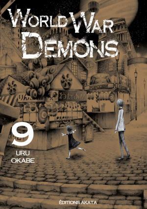 World War Demons # 9
