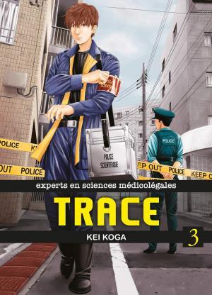 couverture, jaquette Trace 3  (Komikku Editions) Manga