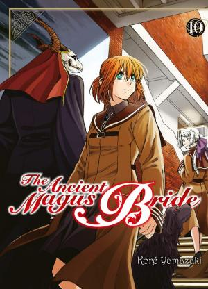 The Ancient Magus Bride 10 Simple