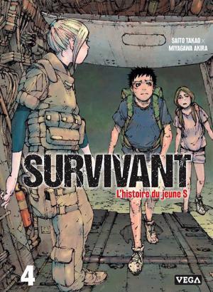 Survivant - L'histoire du jeune S # 4