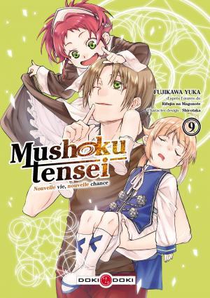couverture, jaquette Mushoku Tensei 9  (Doki-Doki) Manga