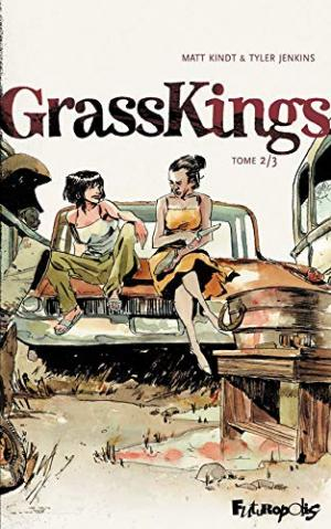Grass kings T.2