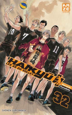 Haikyu !! Les As du Volley # 32