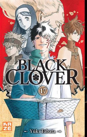 Black Clover 17 Simple