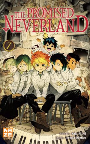 The promised Neverland 7 Simple