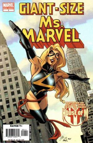 Giant-Size Ms. Marvel édition Issue (2006)
