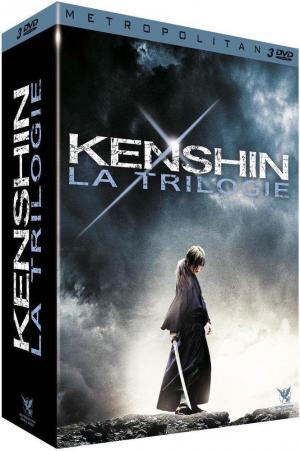 Kenshin - La triologie édition simple