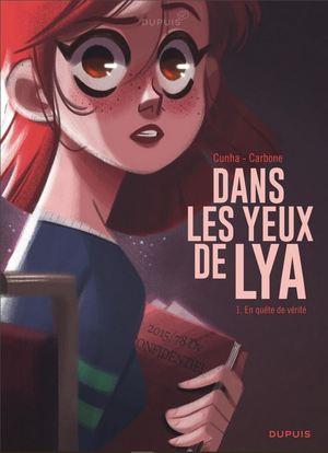 Dans les yeux de Lya T.1