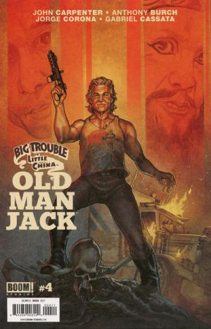 Big Trouble in Little China - Old Man Jack